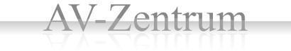 <span class='client'><b>Audio-Visions</b>-Zentrum GmbH</span> - Logo